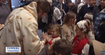 """Românii din Oslo s-au închinat la icoana Maicii Domnului """"Grabnic Ascultătoarea"""""""
