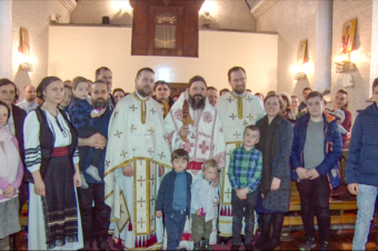 Sermon of His Grace Bishop Macarie Dragoi of the Diocese of Northern Europe about the Holy Martyr Tatiana, Bergen, January 12, 2019