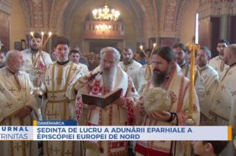 Ședința de lucru a Adunării Eparhiale a Episcopiei Europei de Nord