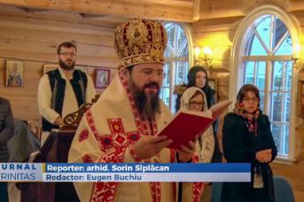 Liturghie arhierească în Parohia Kristiansand