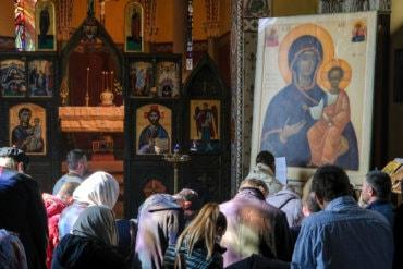 Preasfințitul Părinte Episcop Macarie s-a aflat în aceste zile în vizită pastorală la românii din Suedia, Danemarca și Norvegia