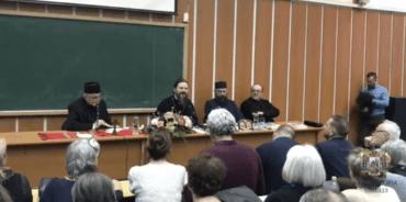 """Conferința PS Macarie – """"Pocăința: singura cale spre adevăr"""", Brașov, 9 aprilie 2019 (video&audio)"""