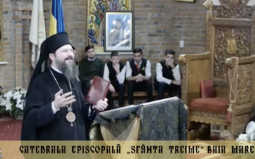 """Conferința PS Macarie, """"Pocăința și adevărul lucrurilor"""", Baia Mare, 10 aprilie 2019 (video)"""