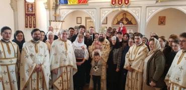 """PS Episcop Macarie: """"Dacă rămânem până la sfârşit pe drumul dureros al Golgotei, urcându-ne pe Cruce, vom învia împreună cu Hristos"""""""