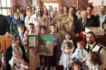 """PS Episcop Macarie: """"Arderea inimii față de Hristos este lucrul care trebuie pentru a dobândi partea cea bună a bucuriei Învierii"""""""