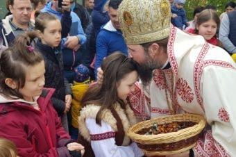 """Părintele Episcop Macarie în peninsula Iutlanda: """"Cum să nu ratăm întâlnirea cu Hristos"""""""