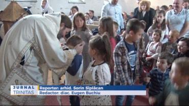 Liturghie arhierească în parohia românească din Bergen