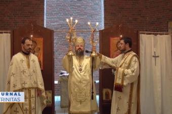 Binecuvântare arhierească pentru românii din Oslo