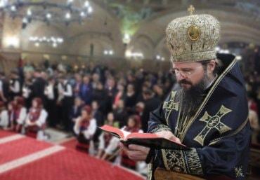 Trebuie să comunicăm adevărul și binele, spune Episcopul Macarie la 11 ani de Basilica