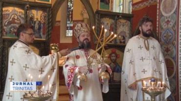 Slujire arhierească în Parohia Ortodoxă Română din Copenhaga