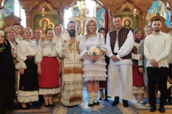 """PS Părinte Episcop Macarie:""""Dragostea pentru Biserică, pentru țară și pentru tradițiile părinților noștri este cea care ne dă rădăcini puternice"""""""