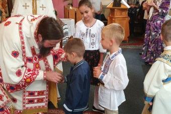 În aceste zile Preasfințitul Părinte Episcop Macarie al Europei de Nord s-a aflat în vizită pastorală la românii din sud-vestul Suediei