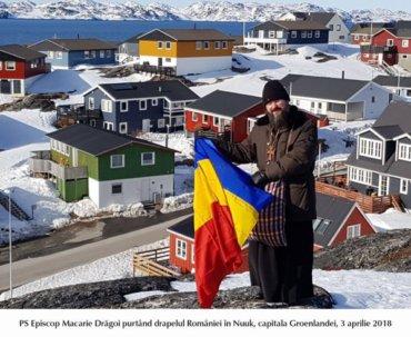 Povestea episcopului care duce cuvântul lui Dumnezeu românilor de dincolo de Cercul Polar (preluare de pe agenția de presă mediafax.ro)