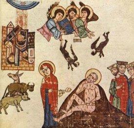 Rugăciune către Sfinții și Drepții Iosif cel Preafrumos și Iov cel mult răbdător, pentru tărie în încercări și răbdare în necazuri (a Episcopului Macarie Drăgoi)