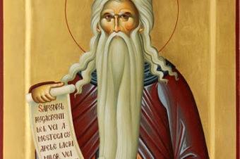 Rugăciune către Sfântul Cuvios Macarie cel Mare, pentru dobândirea blândeții și discernământului (a Episcopului Macarie Drăgoi)