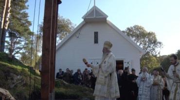 Sfințirea primei biserici românești din Regatul Norvegiei în Parohia – cuvântările ierarhilor