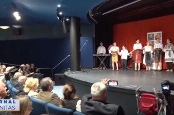 Slujire arhierească și eveniment dedicat satului românesc în parohia românească din Jönköping