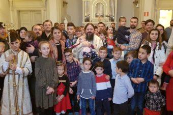 Episcopul Macarie s-a rugat împreună cu credincioșii din Uppsala pentru Camelia-Mihaela Smicală și copiii săi