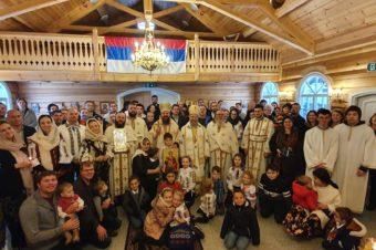 """PS Episcop Macarie: """"Un singur suflet avem, o singură credinţă, un singur Botez, pentru care trebuie să fim gata să ne dăm și viața"""""""