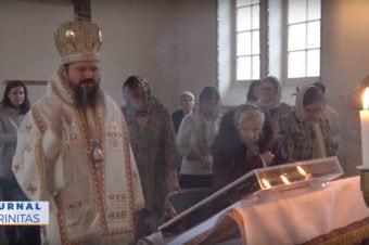 Sfinții Arhangheli, cinstiți în orașul Borås (video)