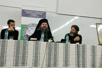 """""""Cum putem dobândi bucuria deplină"""" – Conferința susținută de Preasfințitul Părinte Episcop Macarie al Europei de Nord, Cluj-Napoca, 28 noiembrie 2019"""