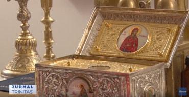 Moaștele Sfintei Maria Magdalena, în Episcopia Ortodoxă Română a Europei de Nord