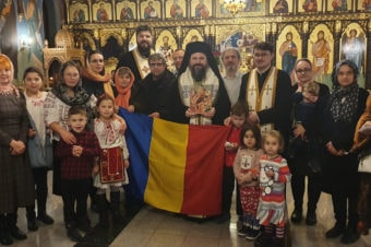 Carols concerts in the Diocese of Northern Europe are dedicated to the Smicala family