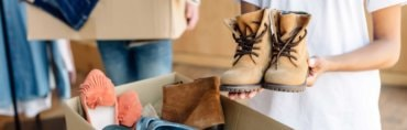 """The charity project """"Warm Boots"""" organised through the """"St. Stephen the Great Youth Center of the Romanian Orthodox Diocese of Northern Europe"""" (CTSM) – the Copenhagen branch"""