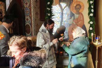 """PS Părinte Episcop Macarie: """"Ne temem că lumea va intra în carantină, însă ar trebui sa ne temem și mai mult să nu intrăm în carantină spirituală"""""""