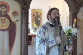 """Episcopul Macarie: """"Cu mare bucurie, în numele Domnului, îți zic și ție: Fiule, fiică, iată, Mama ta!"""""""