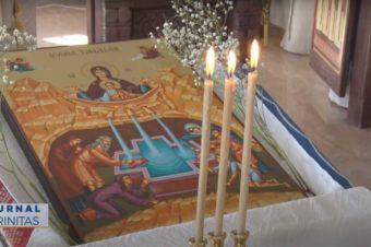 """Sărbătoarea """"Izvorul tămăduirii"""", la Centrul Episcopal din Stockholm"""