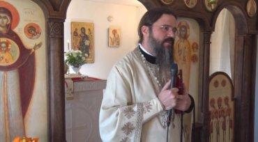 """""""Suntem, deseori, niște Toma rătăcitori prin propriile noastre vieți!"""" Cuvântul Episcopului Macarie Drăgoi la Liturghia din Duminica Sfântului Apostol Toma în Paraclisul Centrului Episcopal din Stockholm, 26 aprilie 2020"""