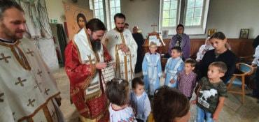 """PS Părinte Episcop Macarie: """"Ne purtăm poverile unii altora pe marea cea mare a străinătății"""", Duminică, 30 august 2020, Göteborg, Suedia"""