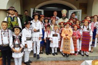 """PS Episcop Macarie: """"Sfinții Martiri Brâncoveni au iubit mai mult jugul lui Hristos decât stăpânirea din această lume!"""", Sângeorz-Băi, 16 august 2020"""