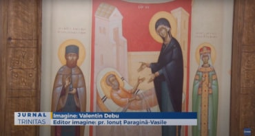 Binecuvântare arhierească pentru românii din Esbjerg (preluare TRINITAS.TV)