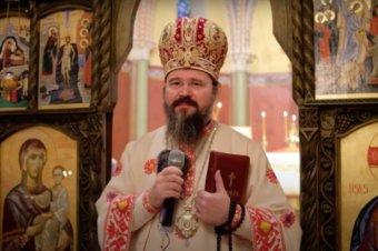"""Episcopul Macarie: """"Ce să facem pentru a ne mântui? Sunt alături cu toată inima de pelerinii de la Peștera Sfântului Apostol Andrei!"""" Copenhaga, duminică, 29 noiembrie 2020"""