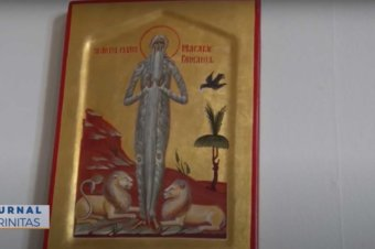 "Slujire arhierească la Paraclisul ""Sfântul Cuvios Macarie"" (preluare TRINITAS.TV)"
