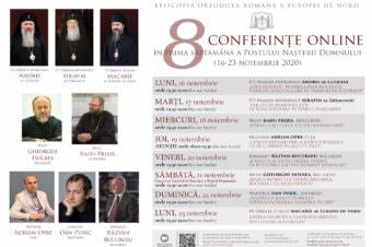 """Conferința online Profesor Adrian Opre, Cluj, """"Cum să depășim frica și descurajareace ne cuprind în aceste zile?"""", joi, 19 noiembrie 2020"""