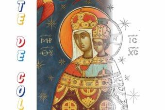 Daruri pentru toți copiii, de sărbătoarea Sfântului Nicolae: o carte digitală cu planșe iconografice de colorat