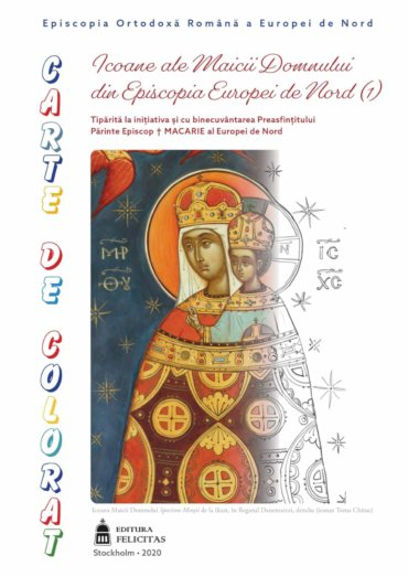 Download Free Orthodox Colouring Book for Children