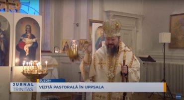 Românii din Uppsala l-au cinstit pe Sfântul Nicolae (preluare TRINITAS.TV)
