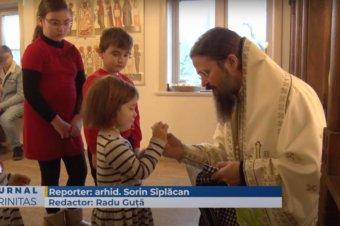Preasfințitul Părinte Macarie a îndemnat la curaj și mărturisire a credinței (preluare TRINITAS.TV)