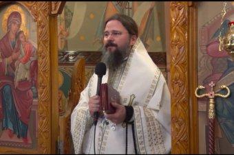 """Episcopul Macarie: """"Să fim împreună cu Hristos la Cină, fiindcă timp de amânare nu mai avem!"""" Pilda celor poftiți la cină, Duminică, 13 decembrie 2020, Göteborg, Suedia"""