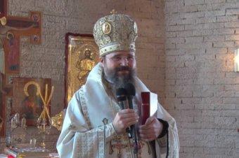 Episcopul Macarie despre o minune a Sfintei și Dreptei Ana și despre Mitropolitul Bartolomeu Anania la împlinirea a 10 ani de la mutarea sa în veșnicie, Stockholm, duminică, 31 ianuarie 2021