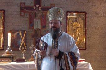 """Episcopul Macarie: """"De ce Mântuitorul spune în Evanghelie că cel mai mic în Împărăția lui Dumnezeu este mai mare decât Sfântul Ioan Botezătorul?"""" (Luca 7, 28), Stockholm, 7 ianuarie 2021"""
