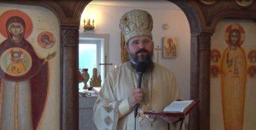 """Episcopul Macarie: """"Mila nu pune condiții!"""" Cuvânt despre vindecarea celor 10 leproși, Paraclisul Episcopal din Stockholm, duminică, 17 ianuarie 2021"""