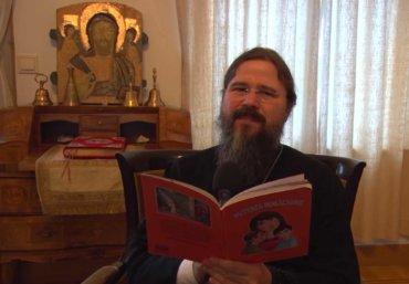 """""""Puterea rugăciunii"""" o altă povestire citită copilașilor de Părintele Episcop Macarie Drăgoi"""