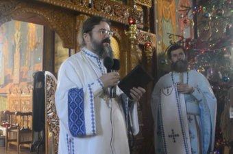 """Episcopul Macarie în satul său natal: """"Dacă lumea devine tot mai inospitalieră, tot mai neprietenoasă, noi ce putem face?"""" Biserica Sfinții Arhangheli, loc. Spermezeu, jud. Bistrița-Năsăud, Duminică, 10 ianuarie 2021"""
