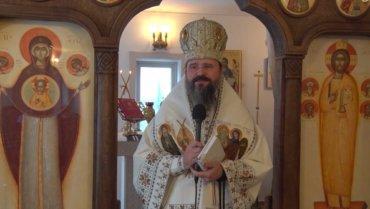 """Episcopul Macarie la prăznuirea Sfinților săi Ocrotitori: """"Iubite frate, iubită soră, nu ceda! Nu te prăbuși lăuntric și nu te lăsa copleșit sau copleșită de grozăvia defăimărilor, a batjocorii și a linșajului!"""", Paraclisul Episcopal din Stockholm, marți, 19 ianuarie 2021"""