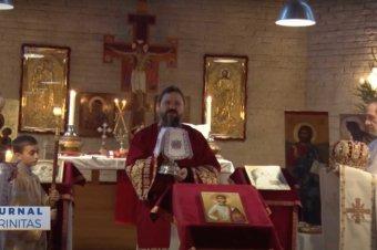 Binecuvântare arhierească pentru românii din Tungelsta